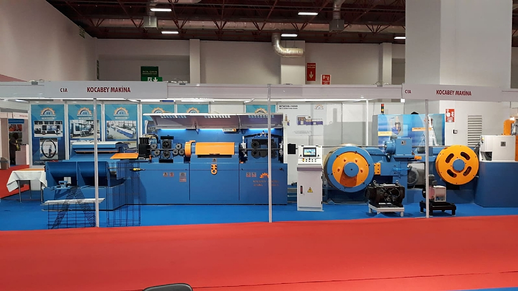 International Istanbul Tube, Wire and Roll Fair