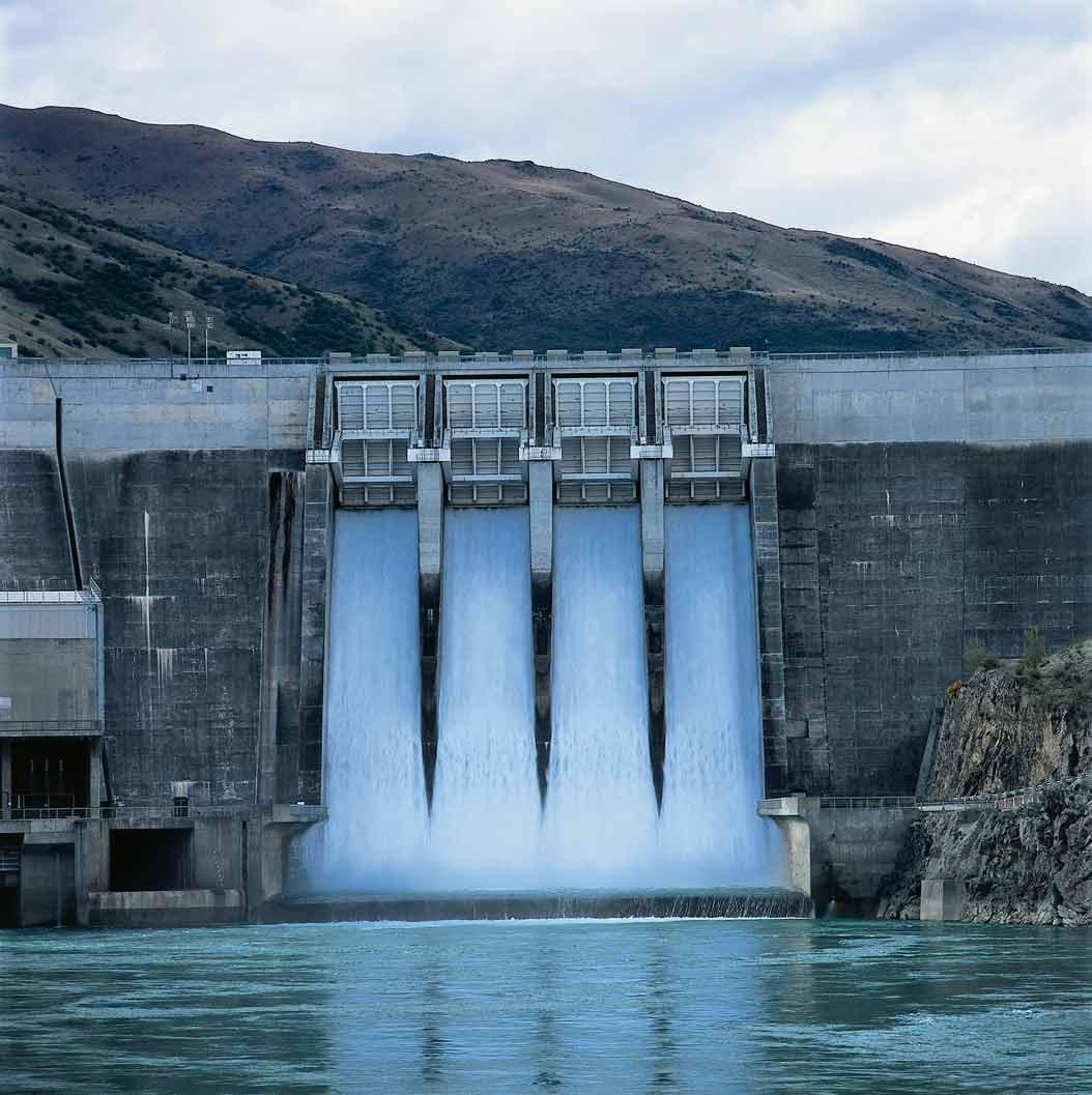 Hidro Elektrik Santrali Parça İmalatlarımız